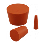 MOCAP - Silicone Tapered Plugs
