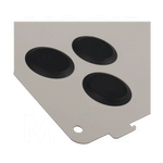 MOCAP - Sheet Metal Hole Plugs Flush Standard