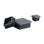 MOCAP - Plugs for Square Metric Tubes