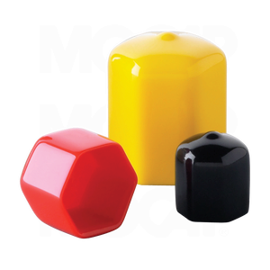 Mocap Plastic Vinyl Hex Caps Product Protection Quality Finishing